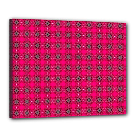Cute Pattern Gifts Canvas 20  X 16