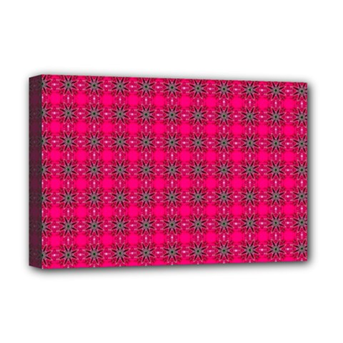Cute Pattern Gifts Deluxe Canvas 18  X 12