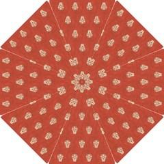 Skull Pattern Terra Hook Handle Umbrellas (Small)