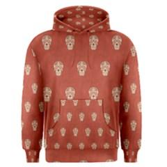 Skull Pattern Terra Men s Pullover Hoodies