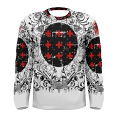 Occult theme Men s Long Sleeve T-shirts