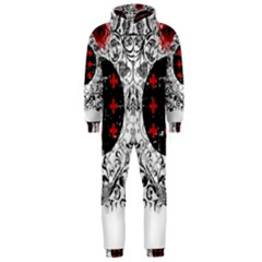 Occult theme Hooded Jumpsuit (Men)