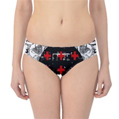 Occult Theme Hipster Bikini Bottoms