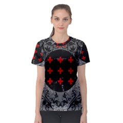 Occult theme #2 Women s Sport Mesh Tees