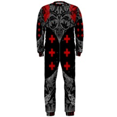 Occult theme #2 OnePiece Jumpsuit (Men)