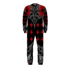 Occult Theme #2 Onepiece Jumpsuit (kids)