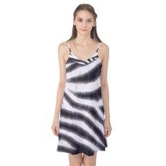 Zebra Print Abstract  Camis Nightgown