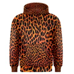 Lava Abstract  Men s Pullover Hoodies