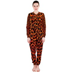 Lava Abstract  Onepiece Jumpsuit (ladies)