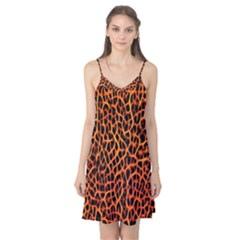Lava Abstract  Camis Nightgown