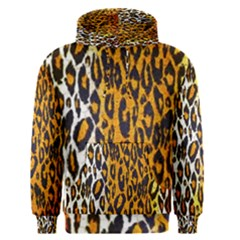 Animal print Abstract  Men s Pullover Hoodies