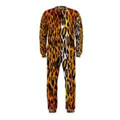 Animal Print Abstract  Onepiece Jumpsuit (kids)