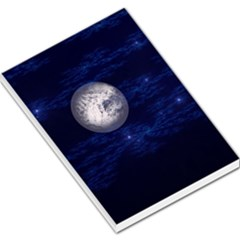 Moon and Stars Large Memo Pads