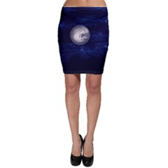 Moon And Stars Bodycon Skirts