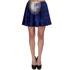 Moon and Stars Skater Skirts
