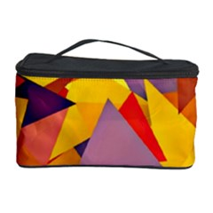 Geo Fun 8 Colorful Cosmetic Storage Cases