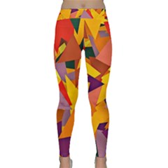 Geo Fun 8 Colorful Yoga Leggings