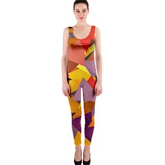 Geo Fun 8 Colorful OnePiece Catsuits