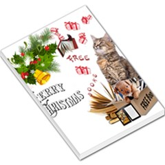Free books for Christmas Large Memo Pads