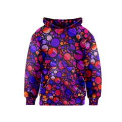 Lovely Allover Hot Shapes Kid s Pullover Hoodies