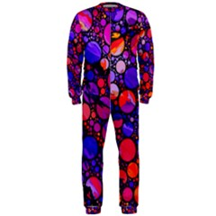 Lovely Allover Hot Shapes OnePiece Jumpsuit (Men)
