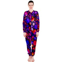 Lovely Allover Hot Shapes OnePiece Jumpsuit (Ladies)