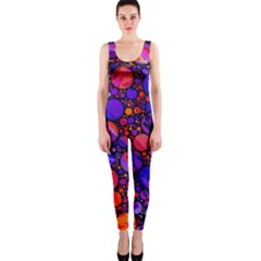 Lovely Allover Hot Shapes OnePiece Catsuits
