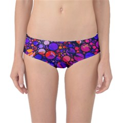 Lovely Allover Hot Shapes Classic Bikini Bottoms