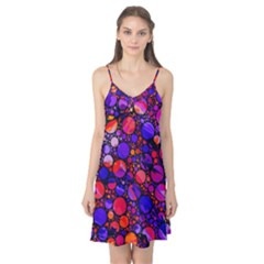 Lovely Allover Hot Shapes Camis Nightgown