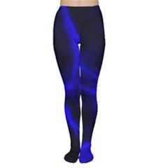 Cosmic Energy Blue Women s Tights