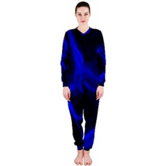 Cosmic Energy Blue OnePiece Jumpsuit (Ladies)