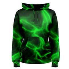 Cosmic Energy Green Women s Pullover Hoodies