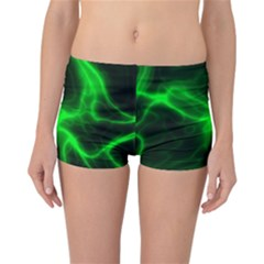 Cosmic Energy Green Reversible Boyleg Bikini Bottoms
