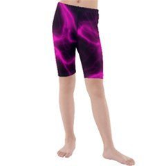 Cosmic Energy Pink Kid s swimwear
