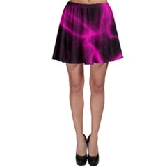Cosmic Energy Pink Skater Skirts