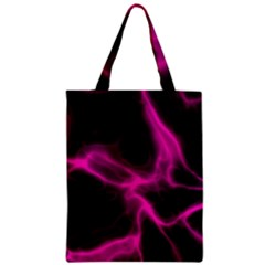 Cosmic Energy Pink Classic Tote Bags