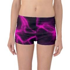 Cosmic Energy Pink Boyleg Bikini Bottoms