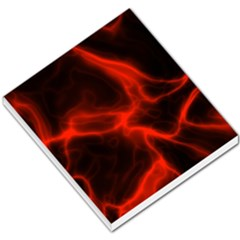 Cosmic Energy Red Small Memo Pads
