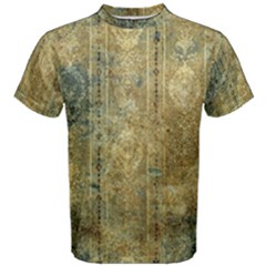 Beautiful  Decorative Vintage Design Men s Cotton Tees
