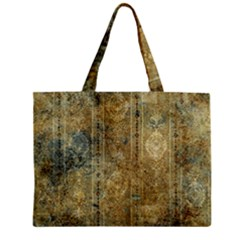 Beautiful  Decorative Vintage Design Zipper Tiny Tote Bags