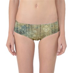 Beautiful  Decorative Vintage Design Classic Bikini Bottoms