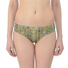 Beautiful  Decorative Vintage Design Hipster Bikini Bottoms