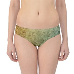 Elegant Vintage With Pearl Necklace Hipster Bikini Bottoms