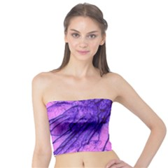Special Fireworks Pink,blue Women s Tube Tops