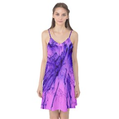 Special Fireworks Pink,blue Camis Nightgown