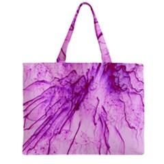 Special Fireworks, Pink Zipper Tiny Tote Bags