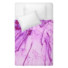 Special Fireworks, Pink Duvet Cover (single Size)