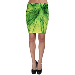 Special Fireworks, Green Bodycon Skirts