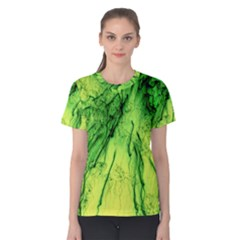 Special Fireworks, Green Women s Cotton Tees