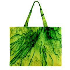 Special Fireworks, Green Tiny Tote Bags